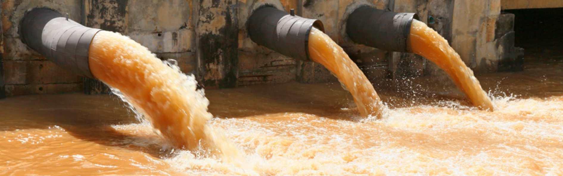 Las aguas industriales y los tratamientos que se pueden aplicar en ellas