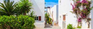 Descubre el estilo ibicenco a nivel arquitectónico y decorativo