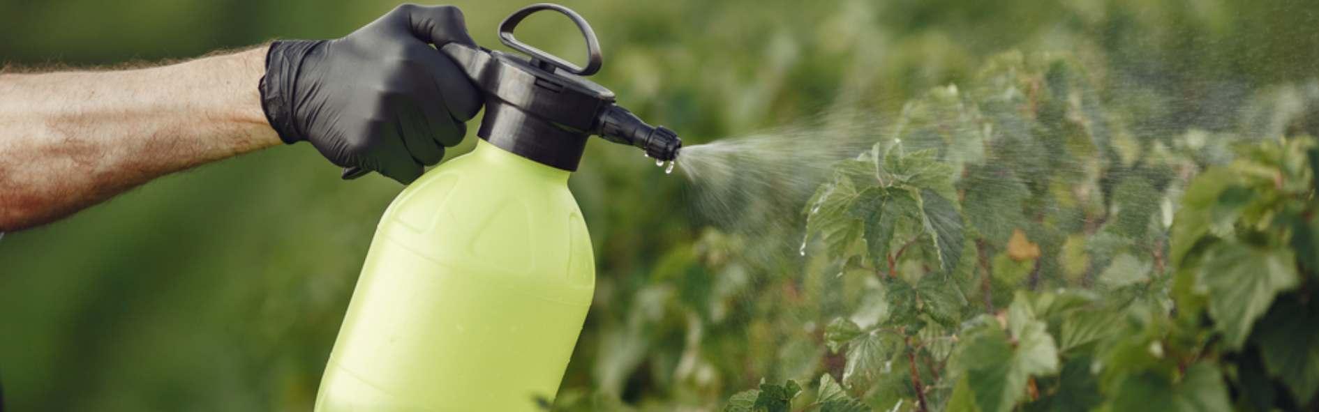 Conoce los herbicidas y sus múltiples usos