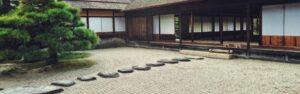 Descubre el jardín zen y todas sus características para que puedas montar uno en tu casa