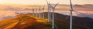 El parque eólico y la producción de energía eólica suponen una alternativa sostenible para el medio ambiente