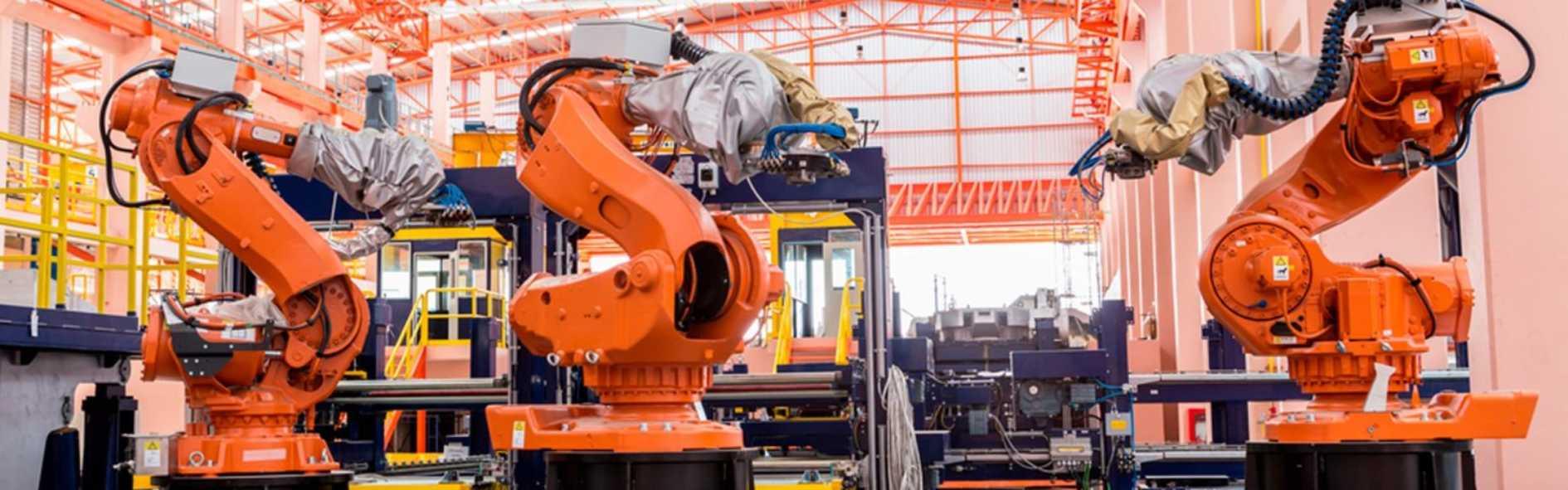 Descubre los robots industriales y sus ventajas en la producción industrial